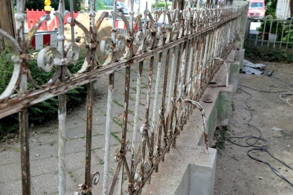 corrosie en lakwerk